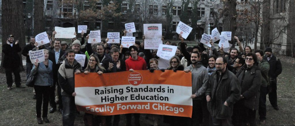 Faculty Forwad Chicago Image
