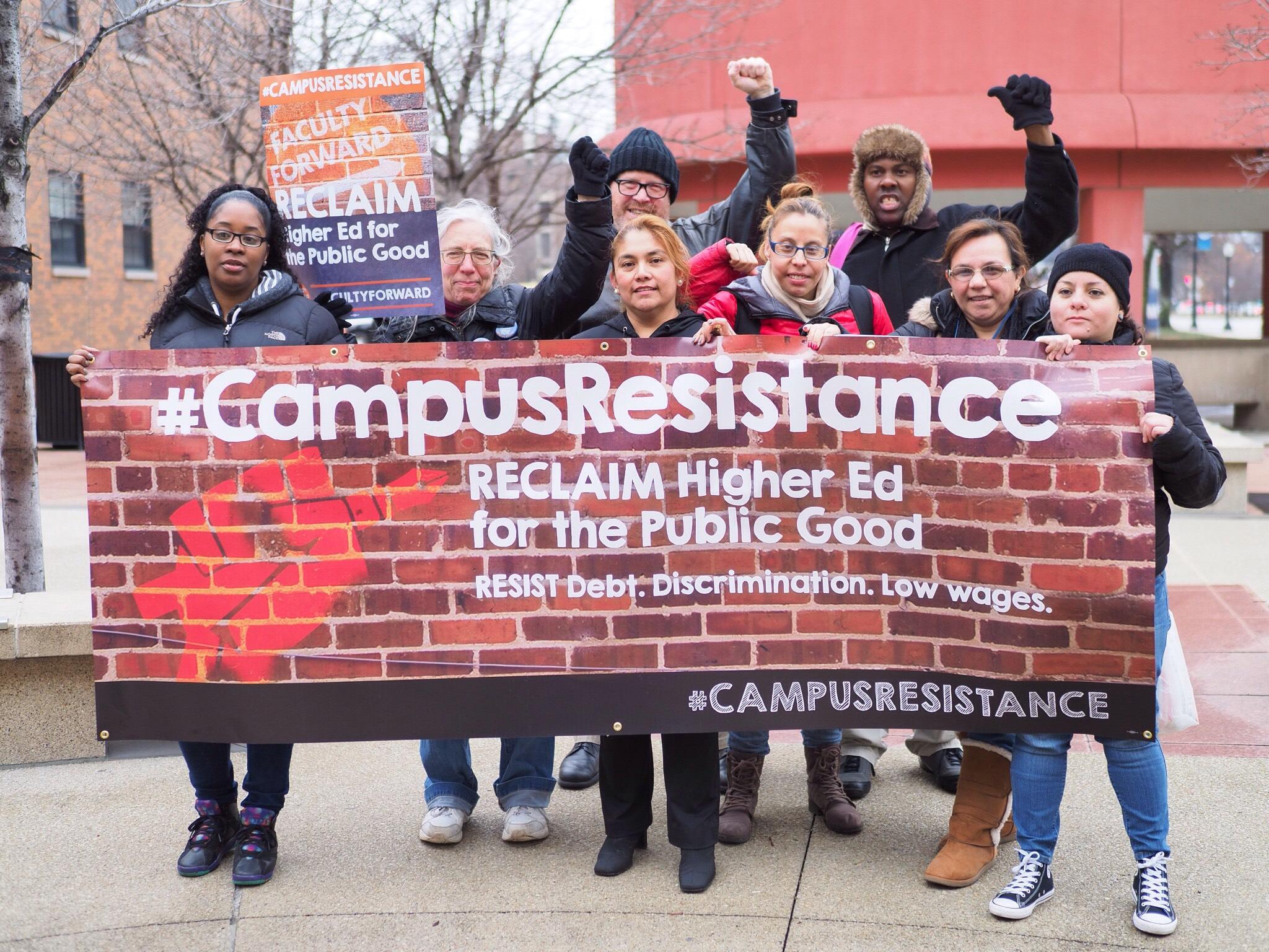 Campus Resistance